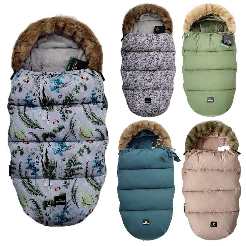 Baby Sleeping Bag Winter Warm Stroller For Newborns Baby Sleeping Bag Stroller Warm Winter