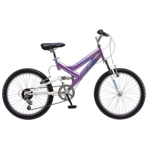 Pacific Girl S 20 Inch Chromium Mountain Bike Purple Pacific Http