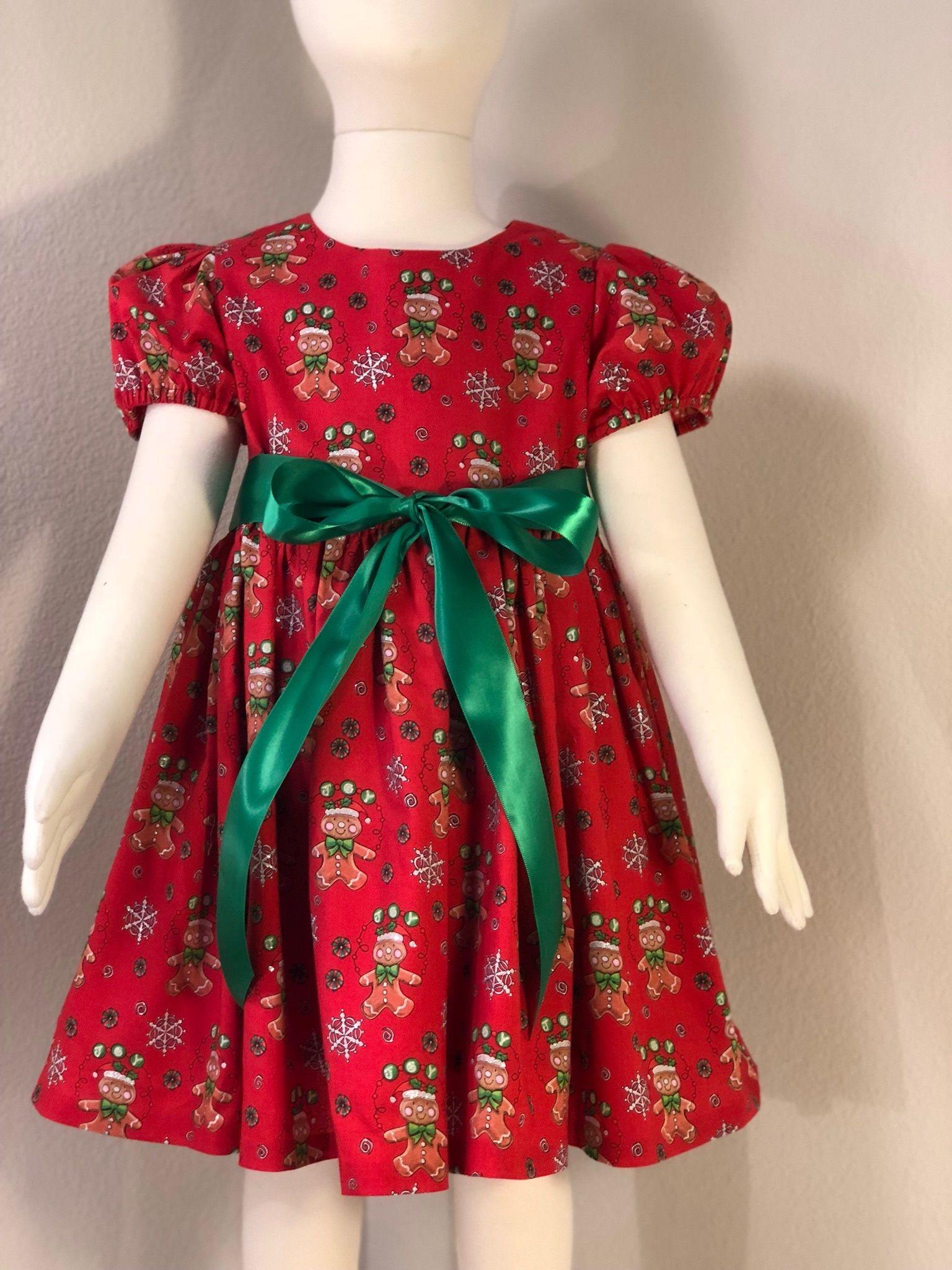 0495066427780 Christmas Dresses For Girls 5t