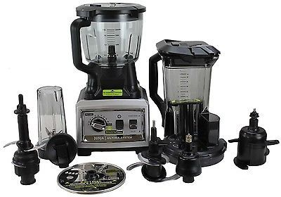 Ninja Ultima Kitchen System Bl820 3 Hp 72Oz 1500 Watt Blender Prepossessing Ninja Ultima Kitchen System Review