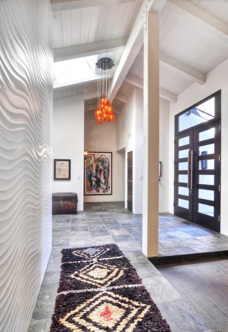 Modern Entry Foyer : 70 wonderful modern foyer designs that will welcome you home