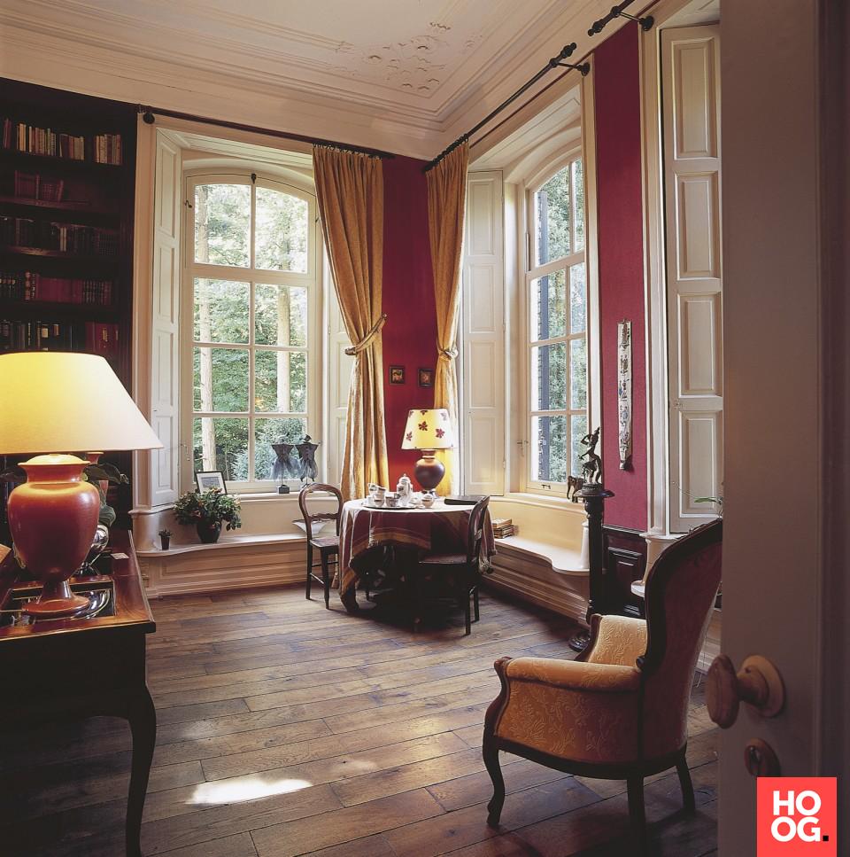 Meubelen klassieke stijl | woonkamer ideeën | living room decor ...