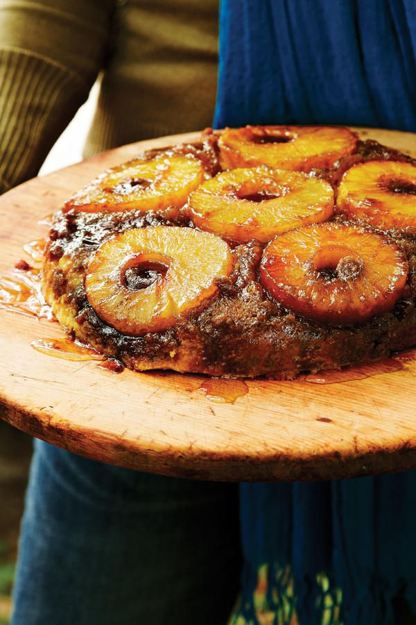 Fall Cake Recipes: Pineapple Upside-Down Cake