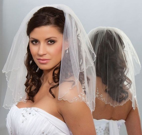 Wedding Hairstyle With Veil: Wedding Hairstyles Down With Veil