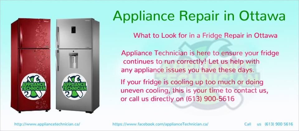 Get top class appliance repair services at appliance