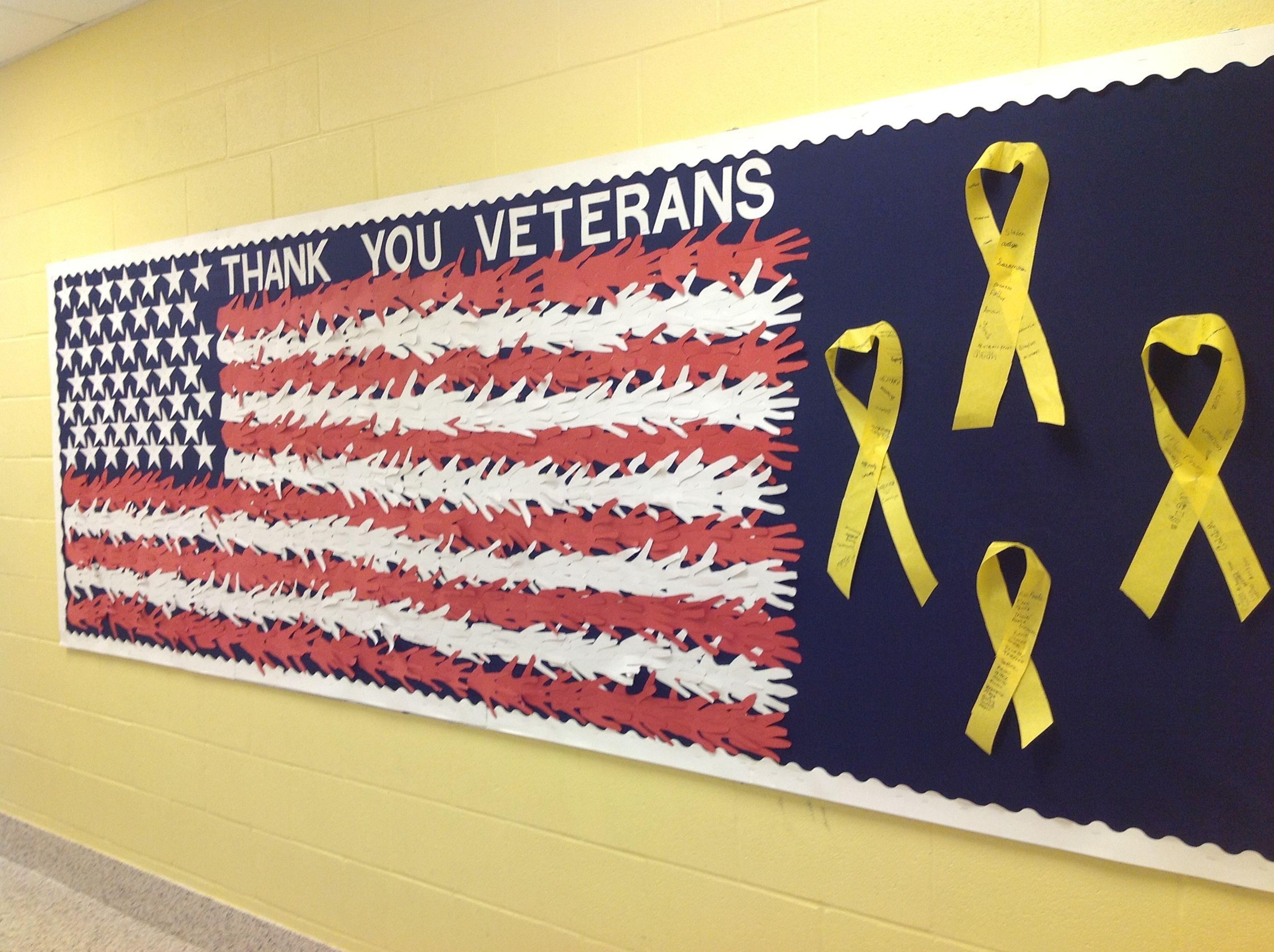 4th Grade S Veteran S Day Board Idea Inspired By Mrs