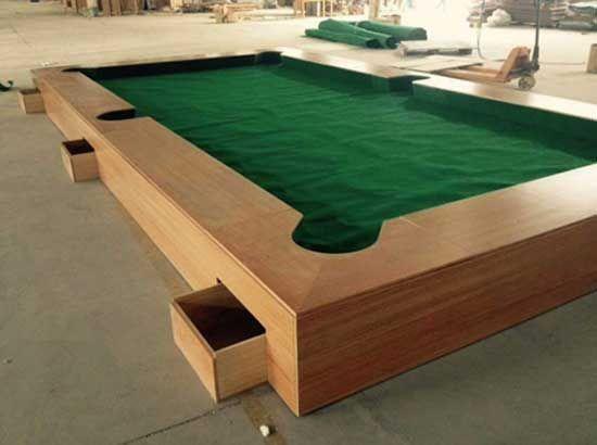 Por Type Snookball Tables For