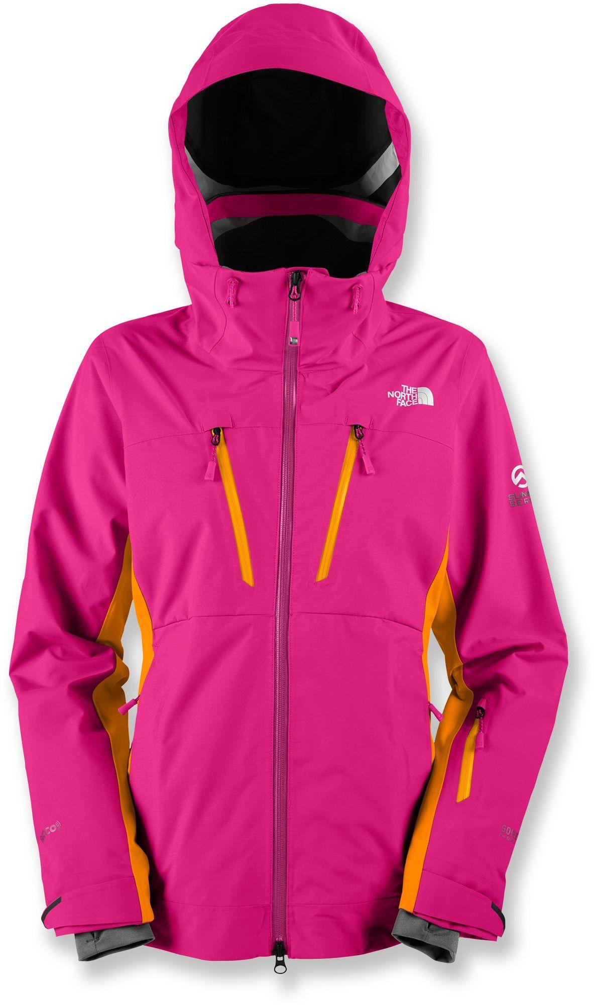 Ski Season The North Face Free Thinker Shell Jacket Women S 2011 Closeout Free Shipping At Rei Outlet Jackets For Women Shop Womens Jackets Ski Jacket [ 2000 x 1183 Pixel ]