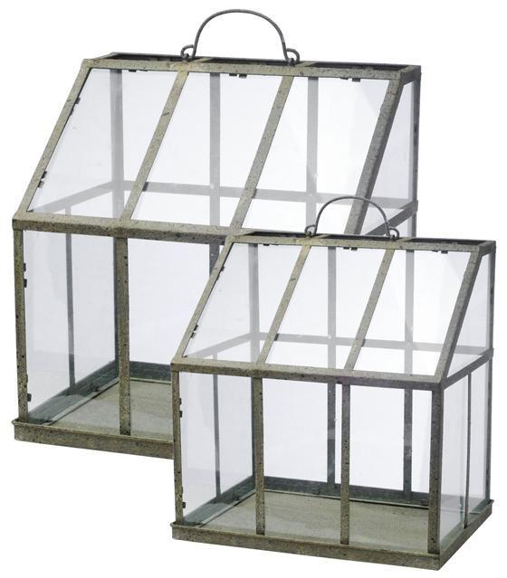 Window Sill Terrariums Home Depot