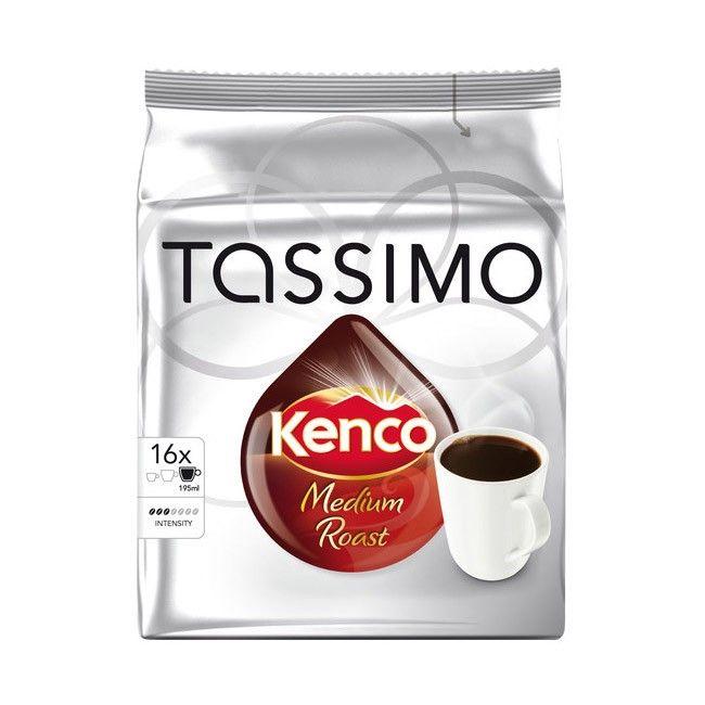 Tassimo Kenco Medium Roast Coffee Pods