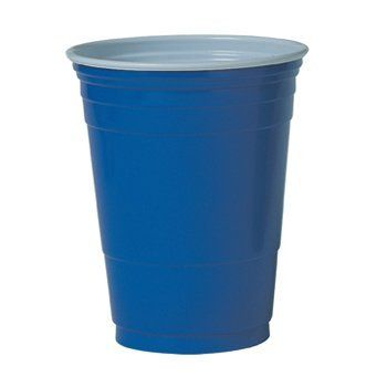 SOLO® Cup Company Party Plastic Cold Drink Cups by SOLO Cup Company. $154.32. Plastic Party Cold Cups, 16 oz, Blue