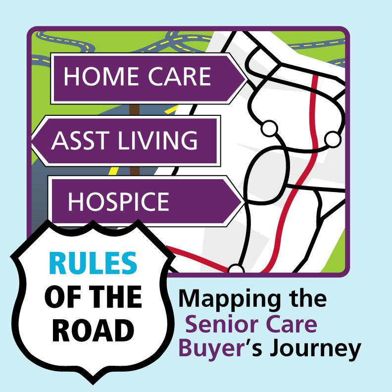 Rules of the Road Mapping the Senior Care Buyer's Journey