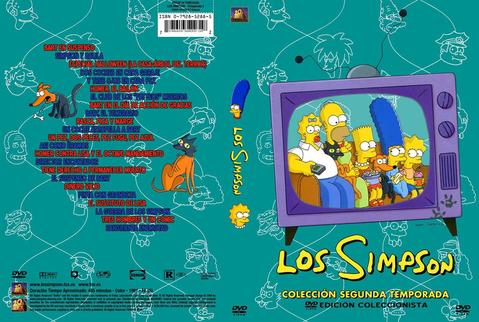 Segunda Temporada The Simpsons Movie Posters Poster