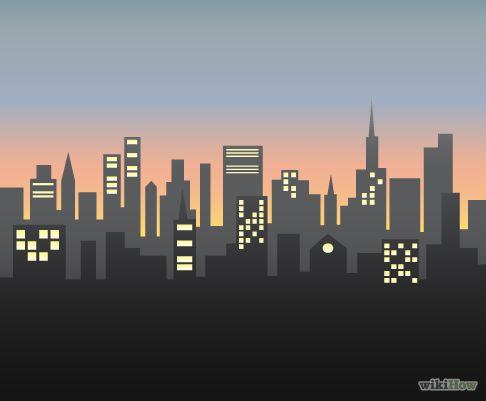 Draw a Cityscape | Cityscape drawing, Cityscape art, City ...
