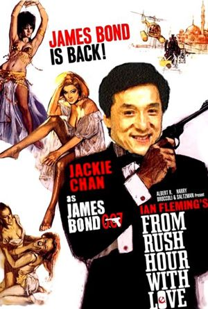 Jackie Chan Movie Poster Google Search James Bond Movies All James Bond Movies Bond Movies