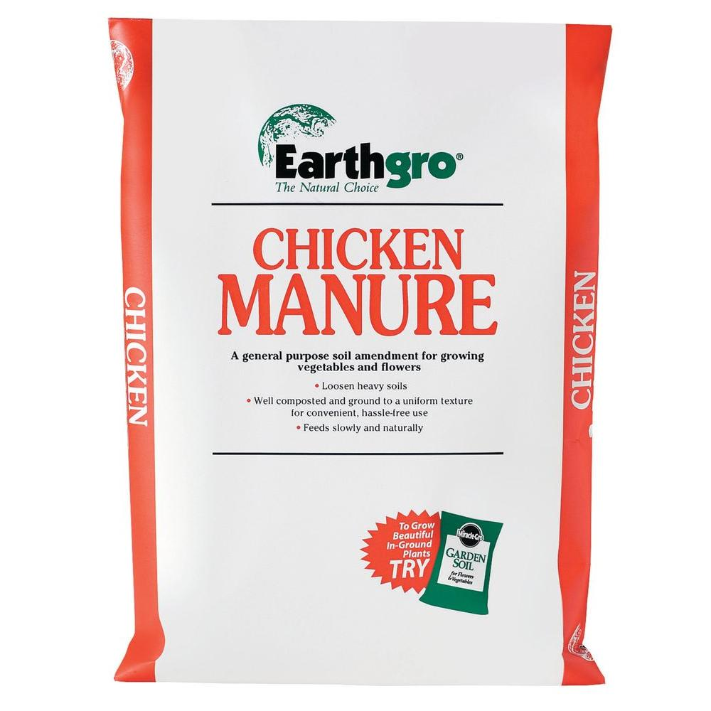 Earthgro 1 Cu Ft Manure 71351180 The Home Depot Manure Growing Vegetables Compost Soil