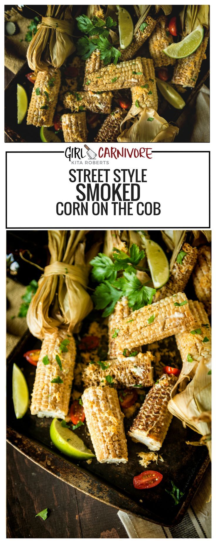 Smoked corn on the cob best food blogger recipes pinterest smoked corn on the cob best food blogger recipes pinterest smoking dinners and grilling forumfinder Gallery