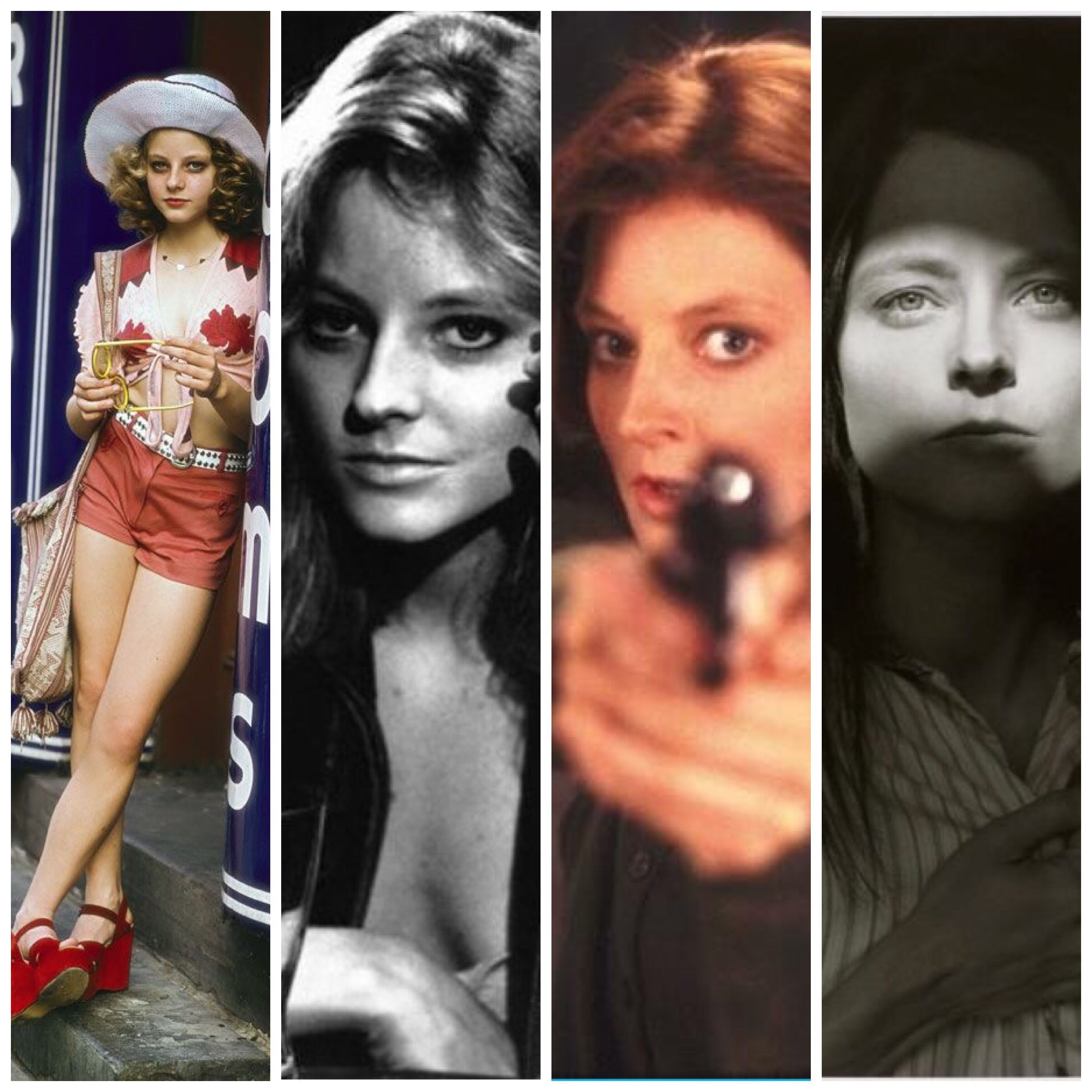 jodie foster taxi driver the accused the silence  taxi driver 1976 the accused 1988 the