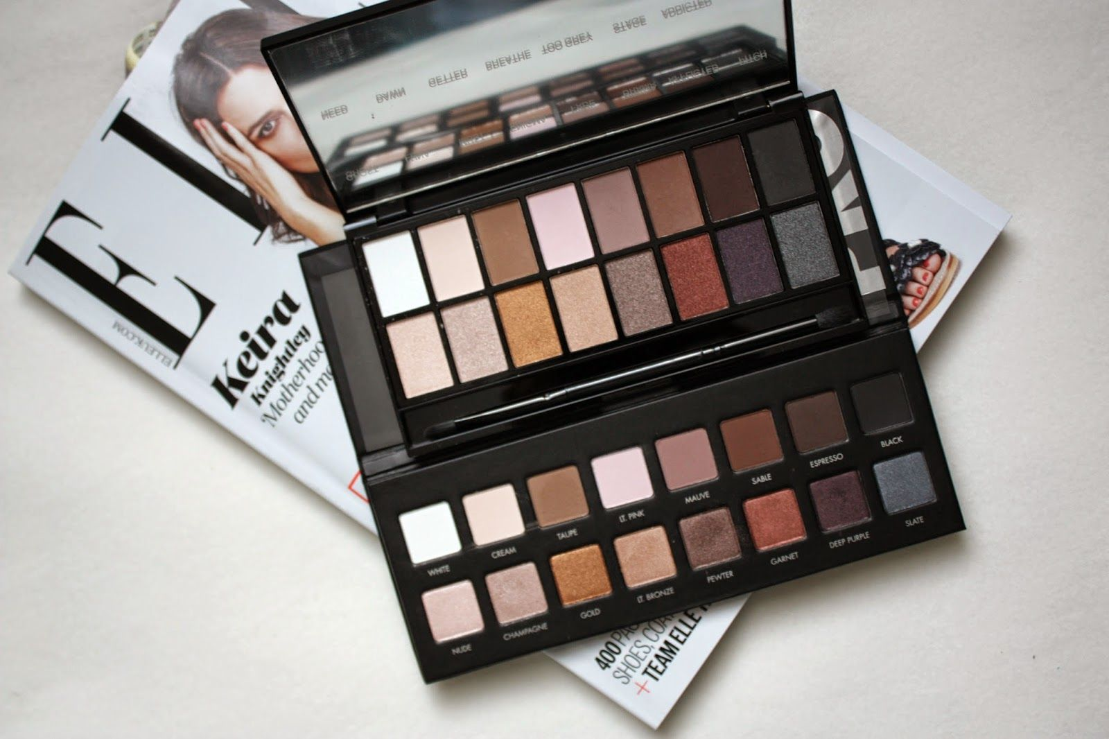 Makeup Revolution Iconic Pro 1 dupe for the Lorac Pro