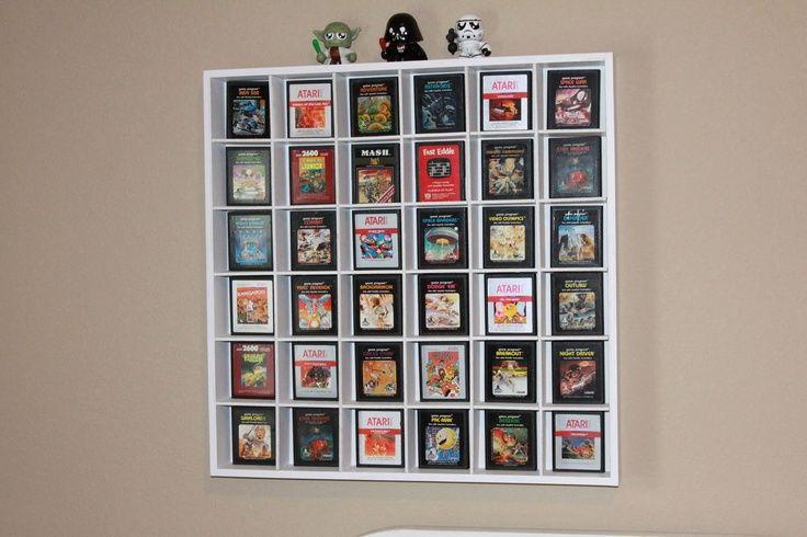 Stuff and Things Tween Boy's Vintage Video Game Room