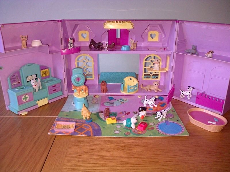 Bbc Animal Hospital Adoption Centre Toy Land Childhood 90s