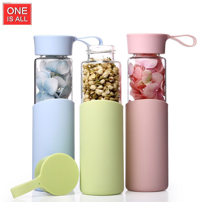 Cheap glass water bottle Buy Quality water bottle portable directly