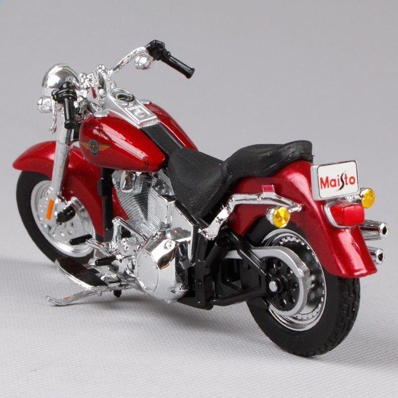 Harley Davidson 1999 Flhr Road King 1:18 Model 17087 MAISTO