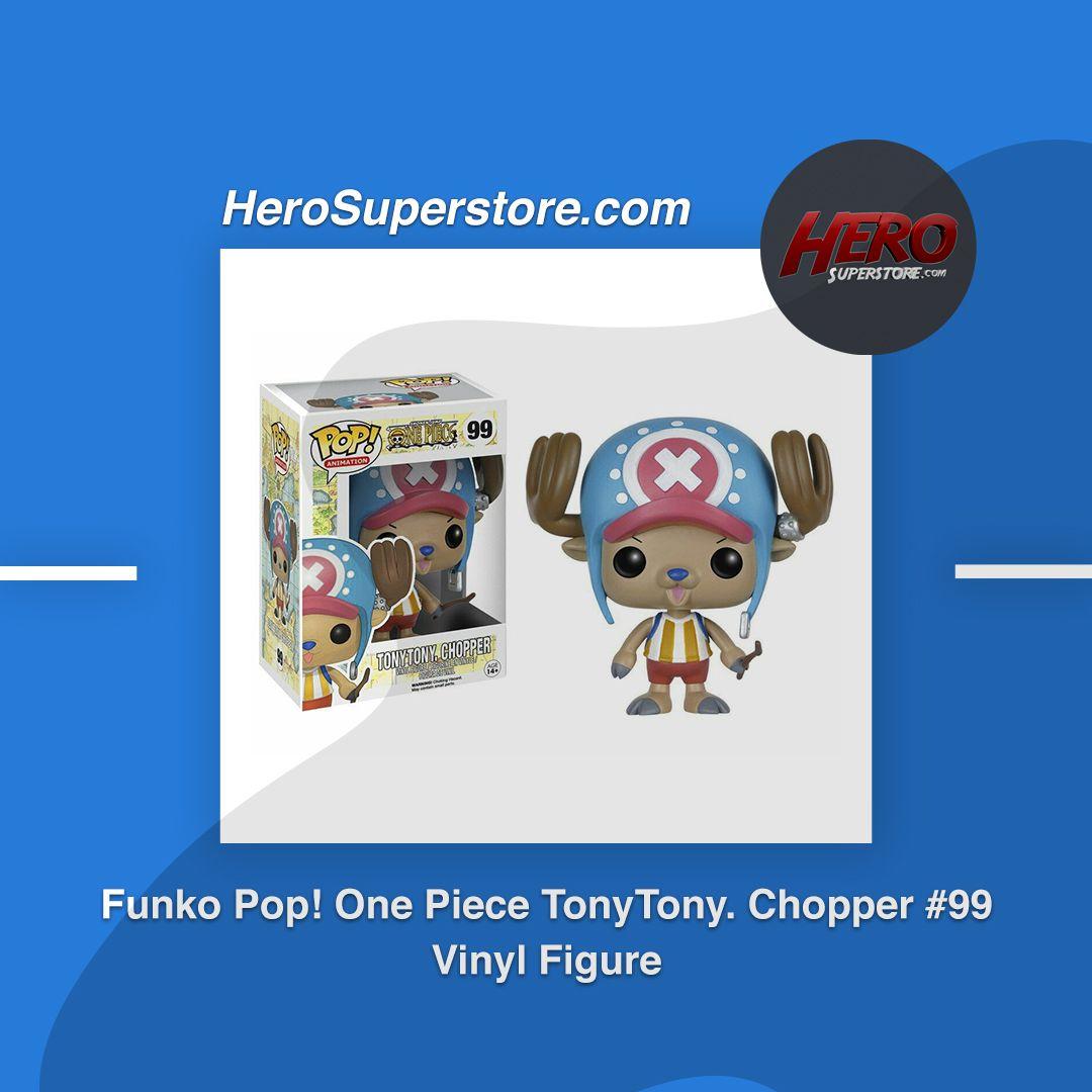 Tony Tony Chopper 99 Vinyl Figure Funko POP