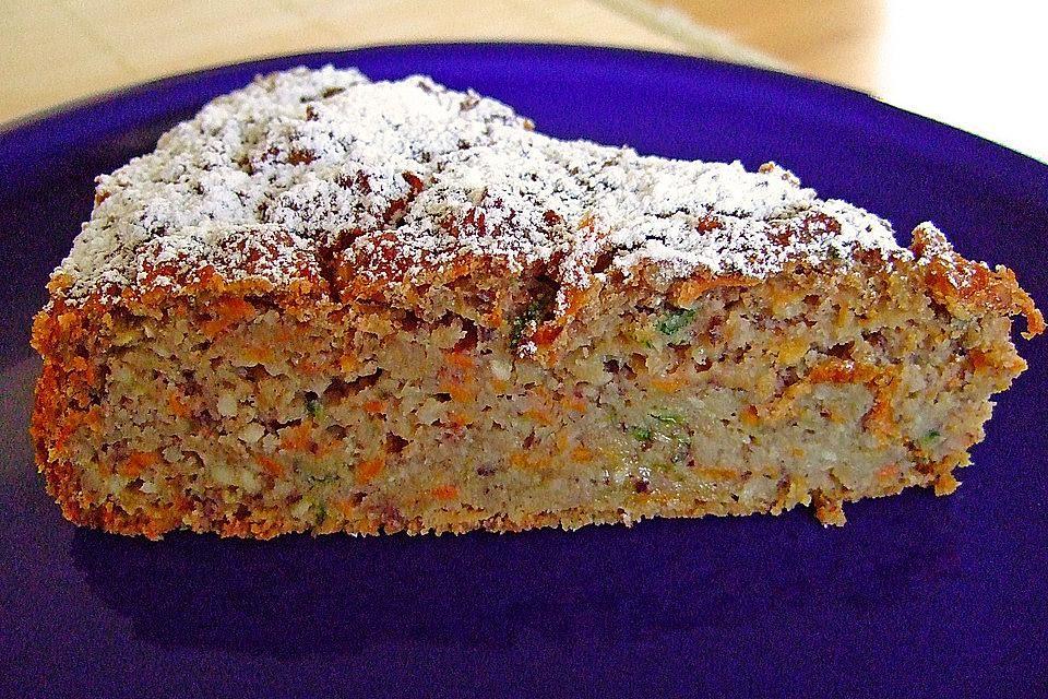 Mohren Zucchini Apfel Kuchen Rezept In 2020 Susse Kuchen Essen Fur Kinder Und Kaffee Und Kuchen
