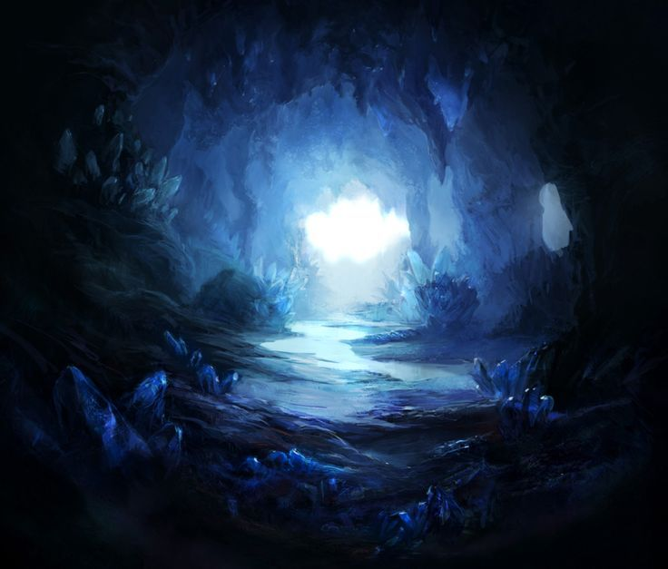 crystal cave in mexico mountain | Found on orrandrew.files.wordpress.com