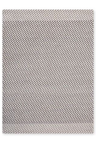 Grey Weave Rug Studio Collection By Next