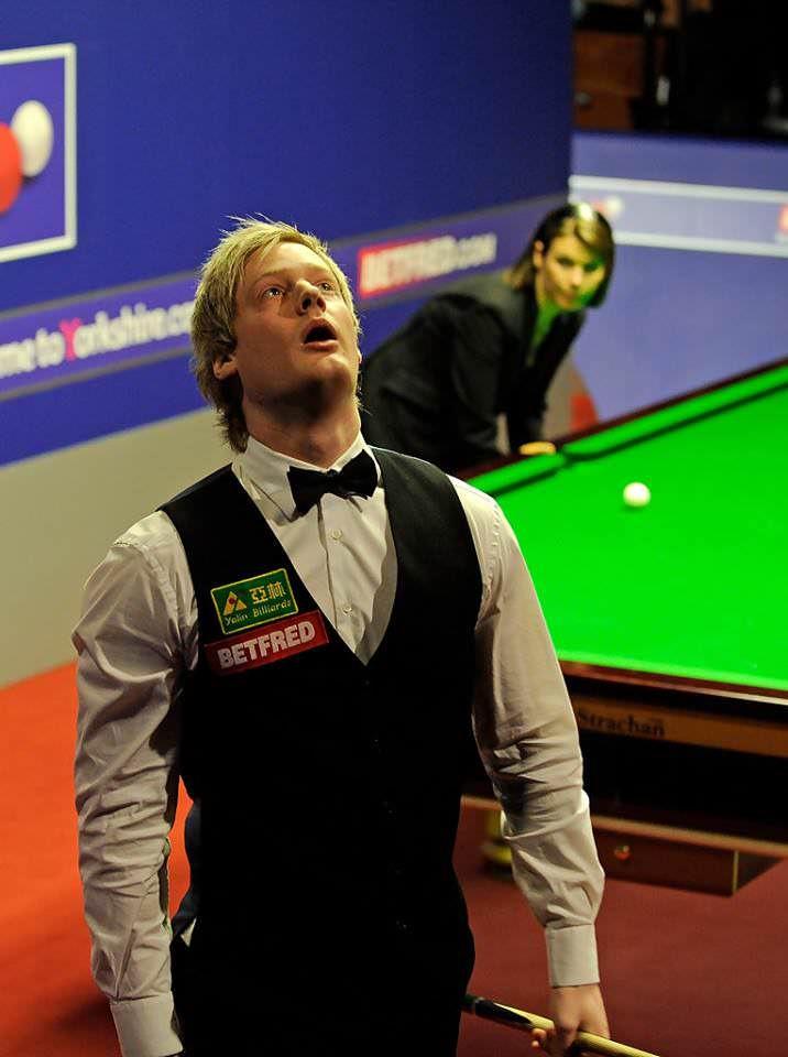 Niel Robertson Neil Robertson Snooker Robertson
