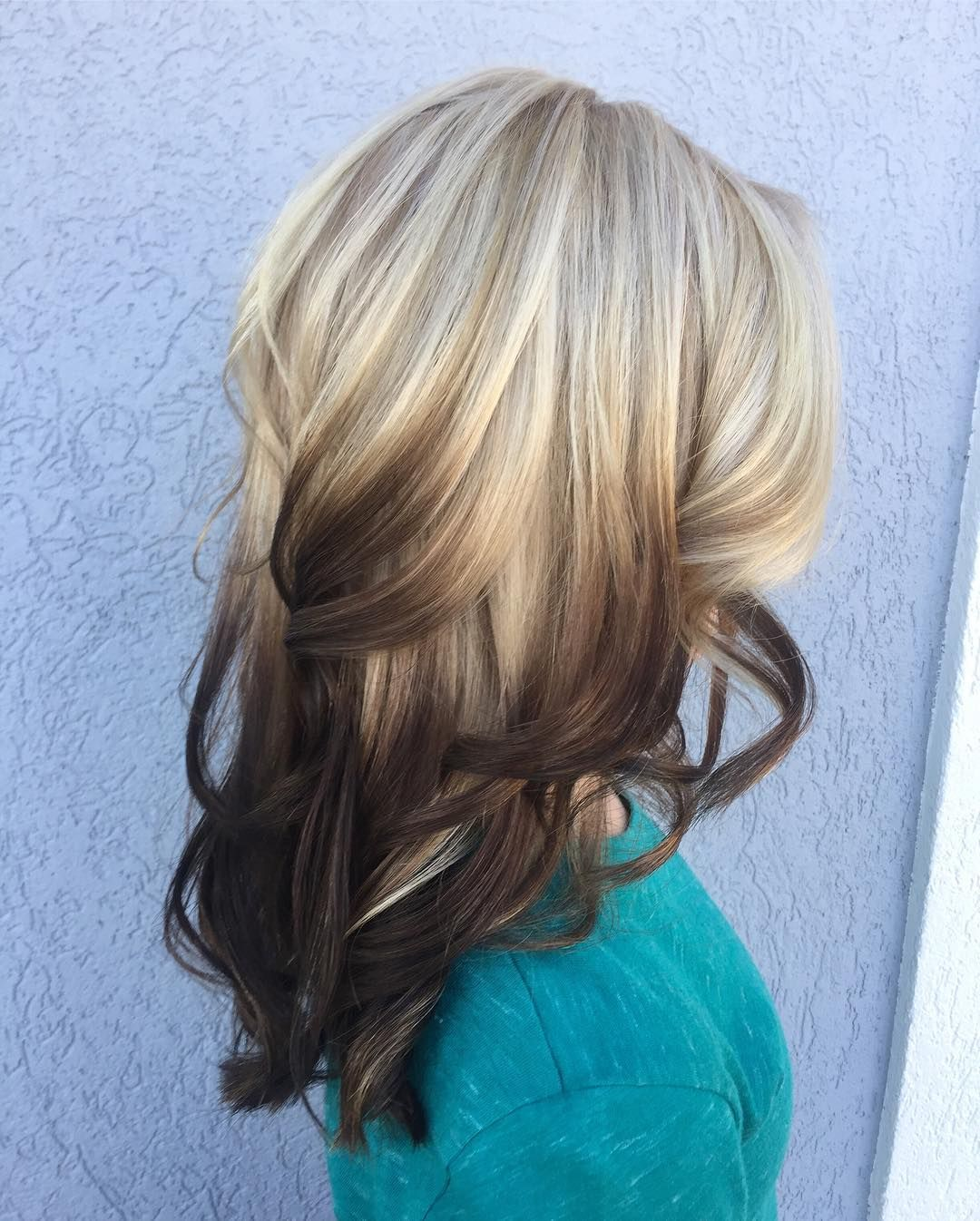 Nice 40 Inspirational Reverse Ombre Ideas Trendy Contemporary Styling Reverse Ombre Hair Brown Ombre Hair Color Brown Ombre Hair