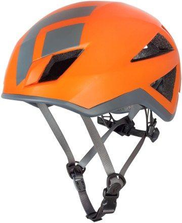 Photo of Black Diamond Men's Vector Climbing Helmet Orange M/L