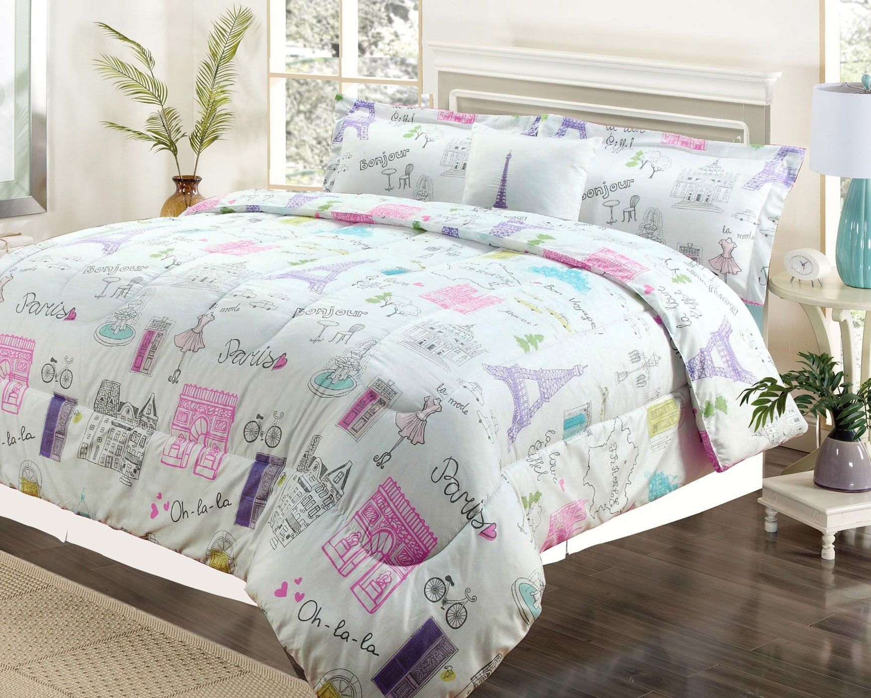 teenage for cute comforter full ideas girls ecrins sets lodge