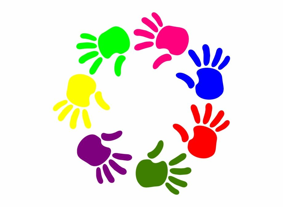 Helping Hands Clipart Hands In A Circle Clipart Is A Free Transparent Png Image Search And Find More On Vippng Hand Clipart Circle Clipart Clip Art