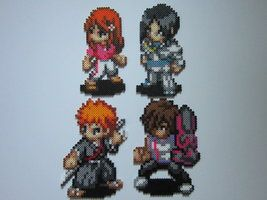 Bleach No. 1 by 8-BitBeadsStudio