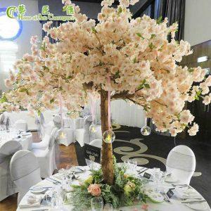 Products China Hac Blossom Tree Wedding Artificial Cherry Blossom Tree Wedding Table Centerpieces