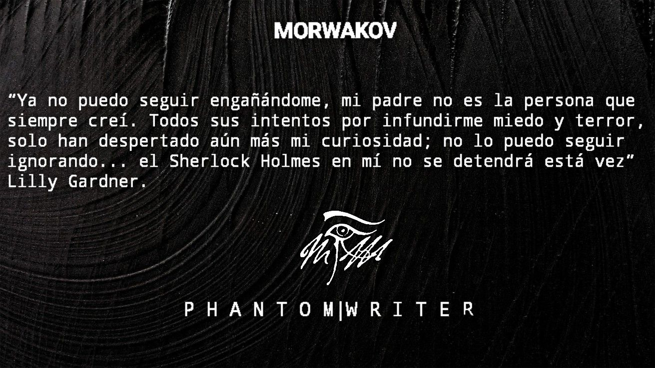 The First Book Of The Series Morwakov English Spanish