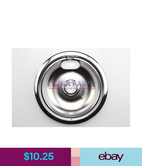 Genuine Oem Kenmore Range 8 Inch Large Drip Pan Ps244696 Wb32x106