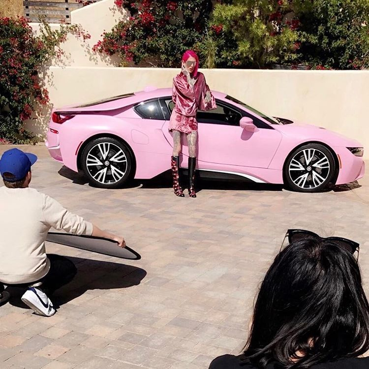 Me And My Girlfriend Had A Photoshoot Today Barbie Bmwi8