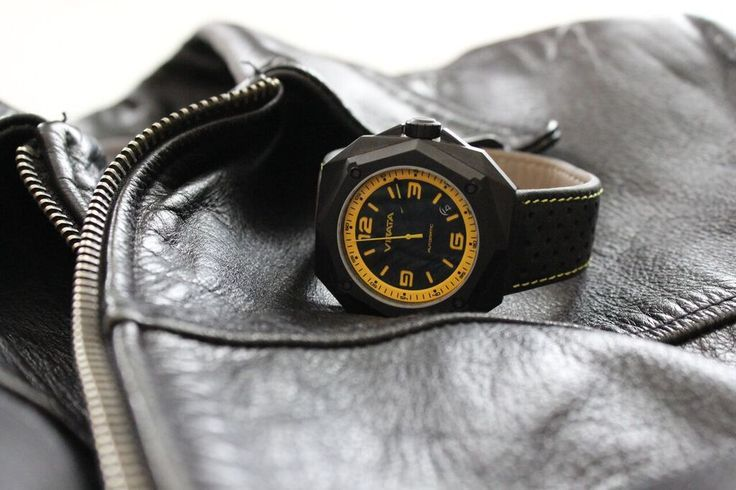 Inspired by Speed, the Virata VRT 1.3 is a fantastic watch that can be worn on any occasion.
