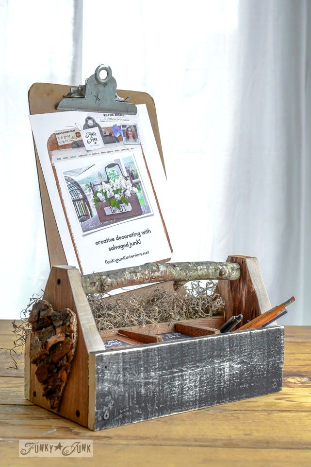 Make A Reclaimed Wood Business Card Holder Toolbox Wood Business Card Holder Wood Business Cards Business Card Holders