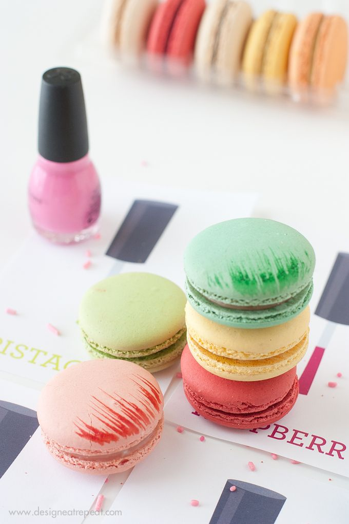 Throw a DIY Nail Polish party with these free printables from Design ...