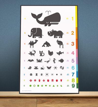 Large Size Poster For Kids Room By E Glue Via Behance Explorer