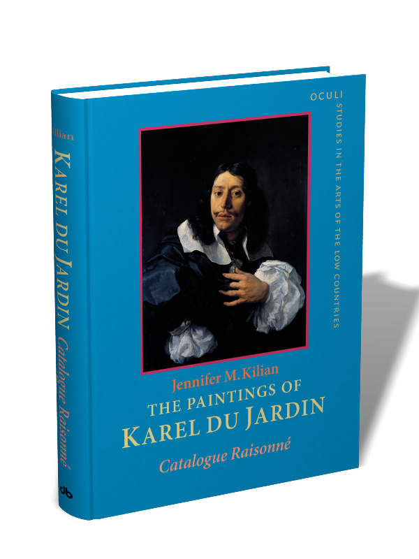 The Complete Paintings of Karel Dujardin by Jennifer M. Kilian - a Catalogu Raisonée. Oculi: Studies in the Arts of the Low Countries. (Unfortunately it was out of stock when I tried to buy it).