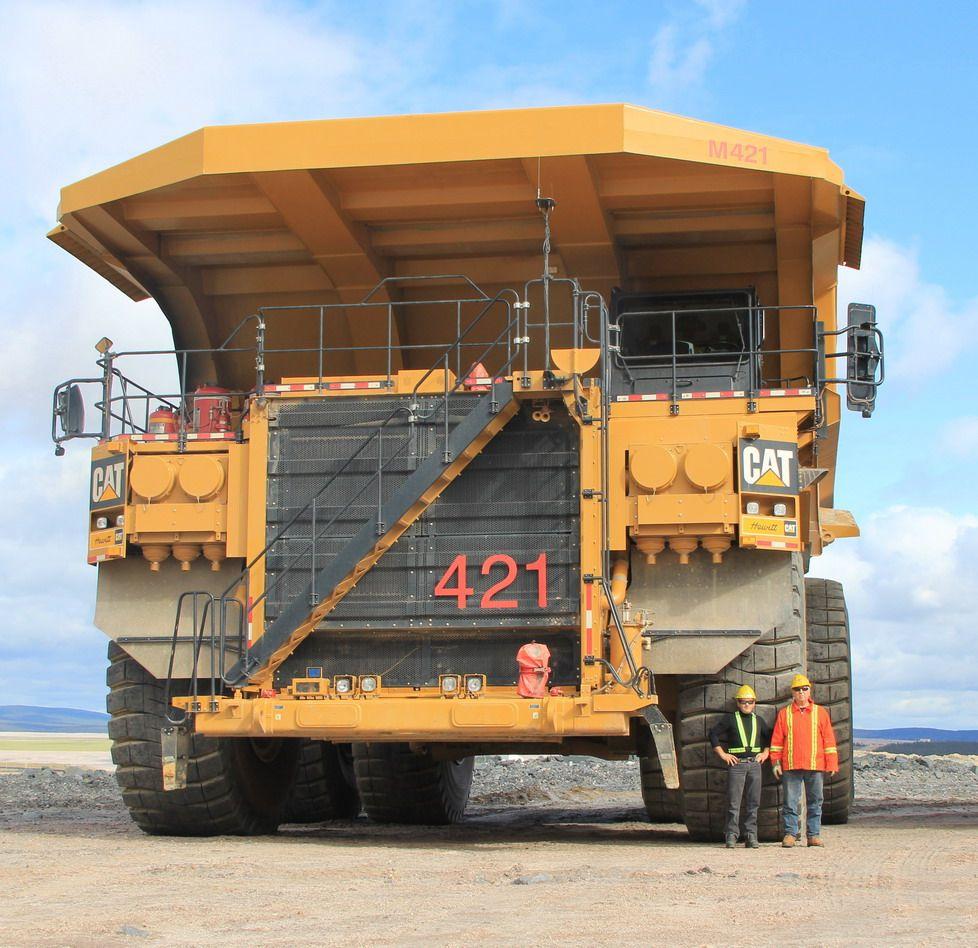 Cat 797f Mining Truck 400 Ton Engine Caterpillar 6 469