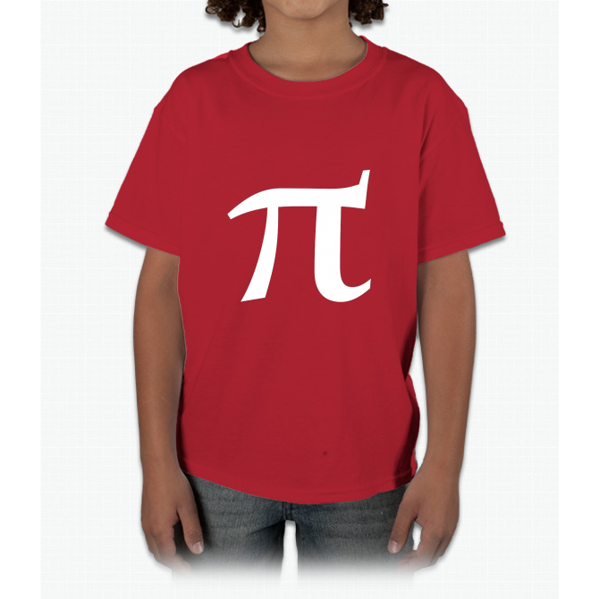 Pi Symbol For Pi Day Young T Shirt Products Pinterest Pi