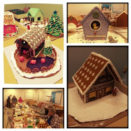 """Photo Gallery: """"Sweet Dreams"""" Are Made of Gingerbread"""