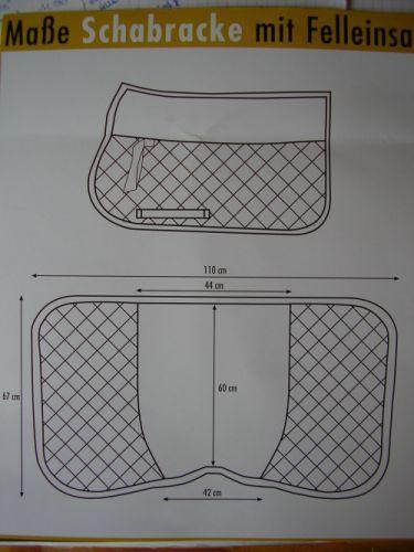 schabracken satteldecke n hen seite 48 western. Black Bedroom Furniture Sets. Home Design Ideas